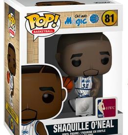Funko POP! Figure Orlando Magic Shaquille O'Neal White