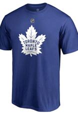 Fanatics Fanatics Men's Stack T-Shirt Matthews #34 Toronto Maple Leafs Blue