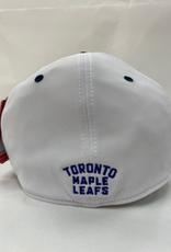 American Needle American Needle Men's E-Boss Hat Toronto Maple Leafs White