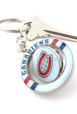 JF Sports Spinner Keychain Montreal Canadiens