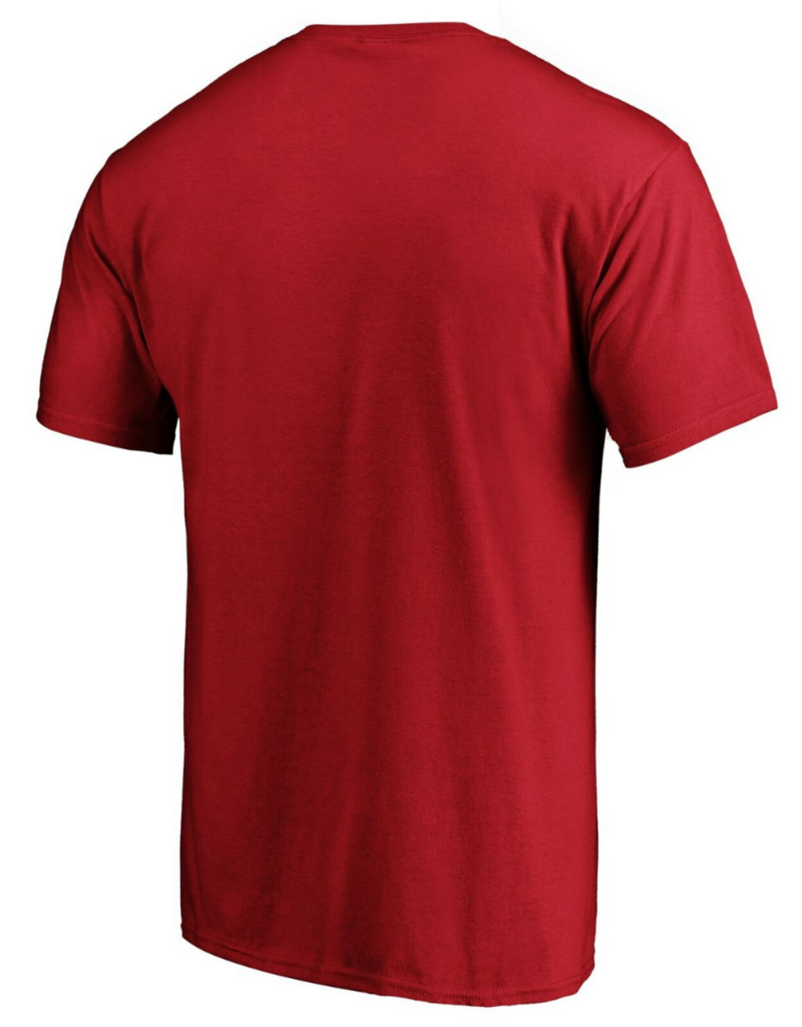 Fanatics Fanatics Men's Authentic Pro Rinkside Prime Montreal Canadiens T-Shirt Red