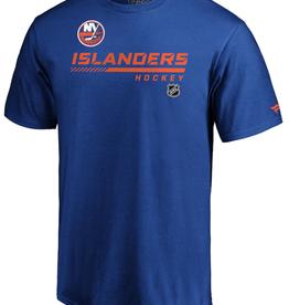 Fanatics Fanatics Pro Prime New York Islanders T-Shirt Blue