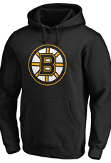 Fanatics Fanatics Men's Primary Logo Pullover Hoodie Boston Bruins Black