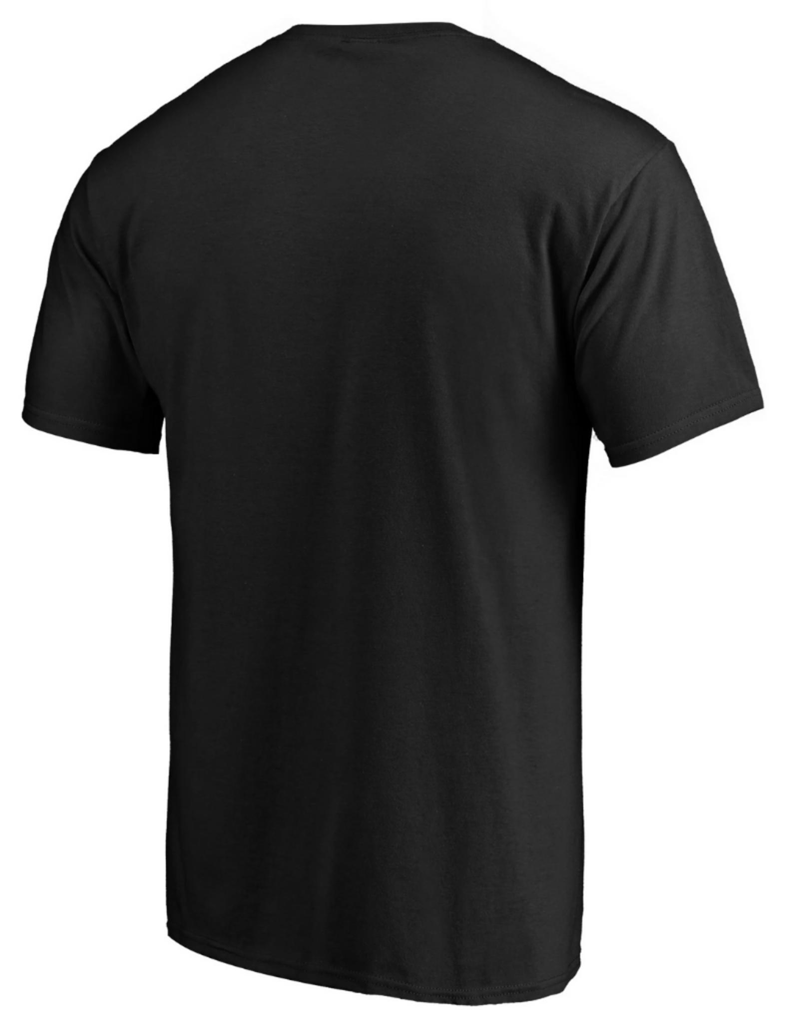 Fanatics Fanatics Men's Circle Start T-Shirt Philadelphia Flyers Black