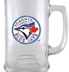 MLB 15oz Wordmark Sport Mug Toronto Blue Jays