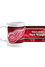 NHL 11oz Sublimated Coffee Mug Detroit Red Wings