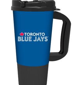 MLB 20oz Thermo Gripper Mug Toronto Blue Jays