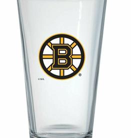 NHL 16oz Mixing Glass Boston Bruins