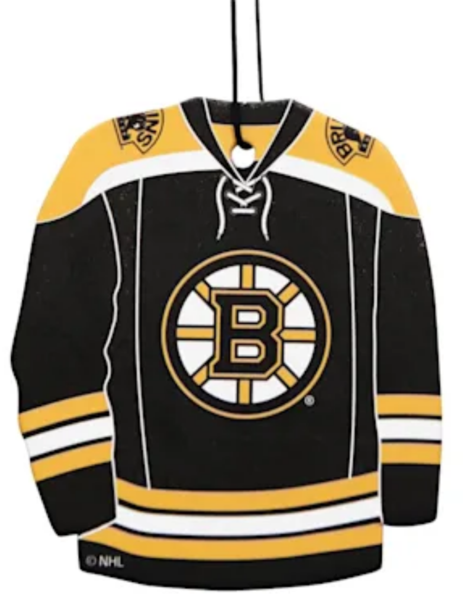 JF Sports Air Freshener Boston Bruins