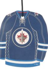 JF Sports Air Freshener Winnipeg Jets