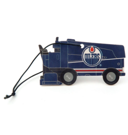 JF Sports Air Freshener Zamboni Edmonton Oilers