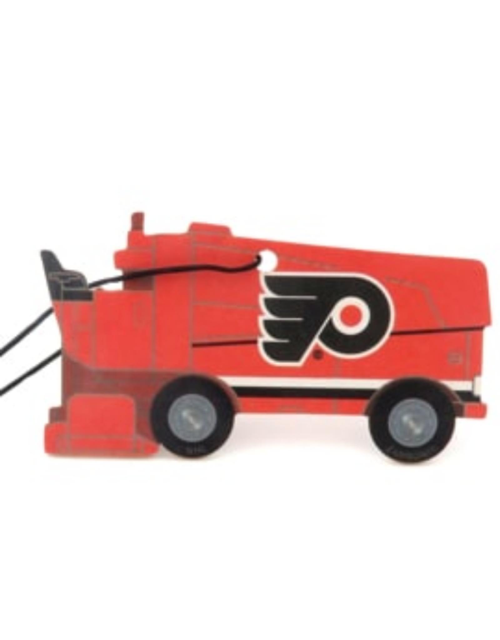 JF Sports Air Freshener Zamboni Philadelphia Flyers