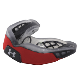 Under Armour Adult Armourbite Mouthguard Red