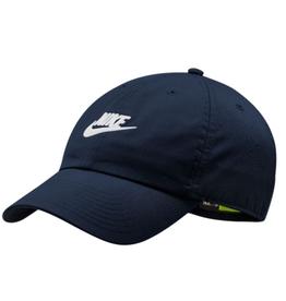 Nike Adult Heritage 86 Washed Adjustable Hat Navy