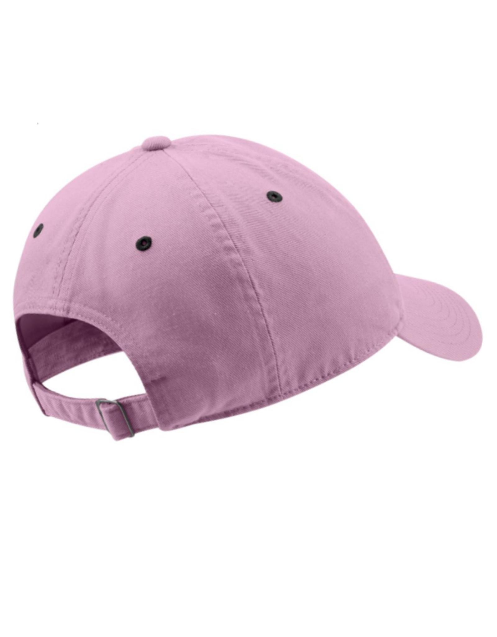Nike Adult Heritage 86 Washed Adjustable Hat Pink