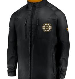 Fanatics Fanatics Men's Authentic Pro Rink Jacket Boston Bruins Black