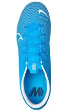 Nike Men's Vapor 13 Academy FG Soccer Cleats Blue