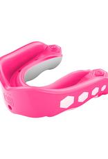 Shock Doctor Adult Gel Max Flavor Fusion Bubblegum Mouthguard Pink
