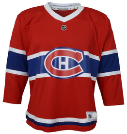 NHL Infant Replica Home Jersey Montreal Canadiens