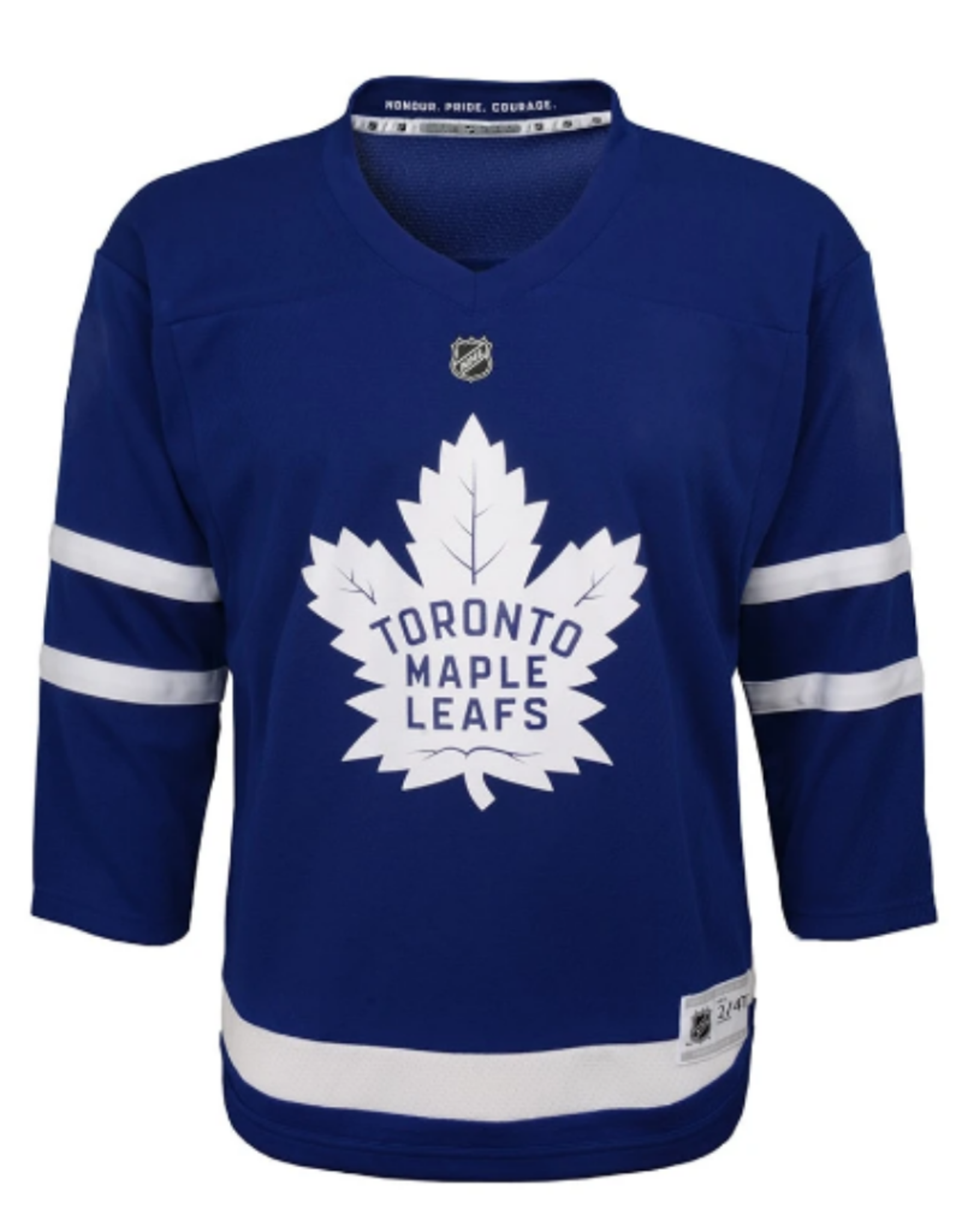 NHL Toddler Replica Home Jersey Toronto Maple Leafs 2/4T