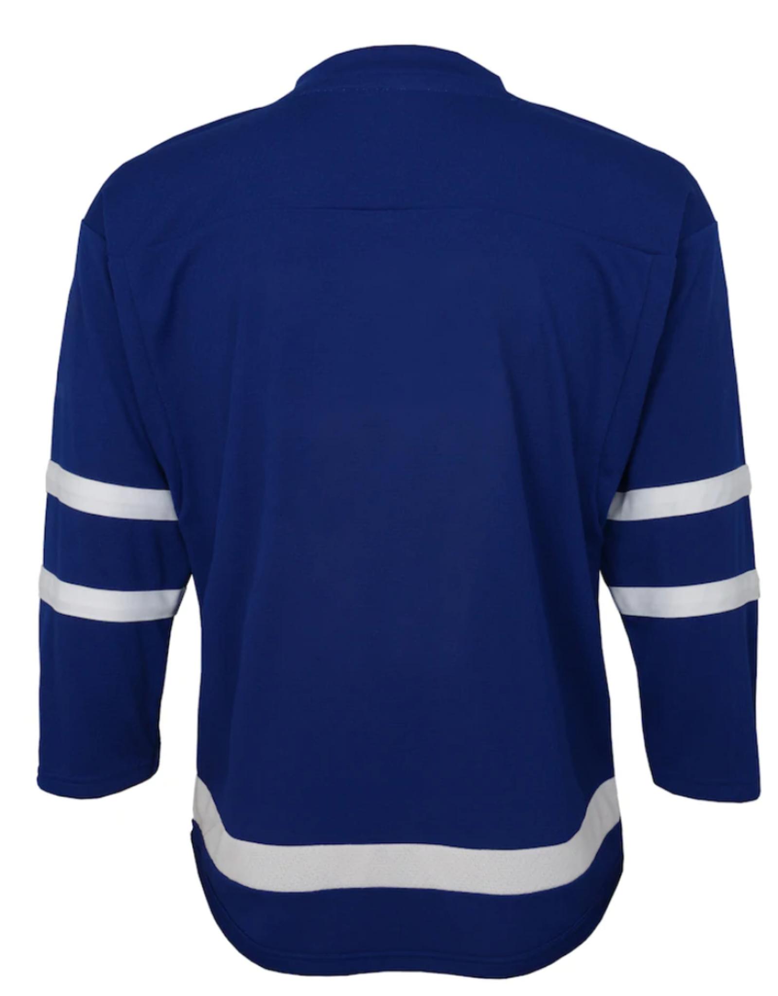 NHL Child Replica Home Jersey Toronto Maple Leafs 4/7 Blue