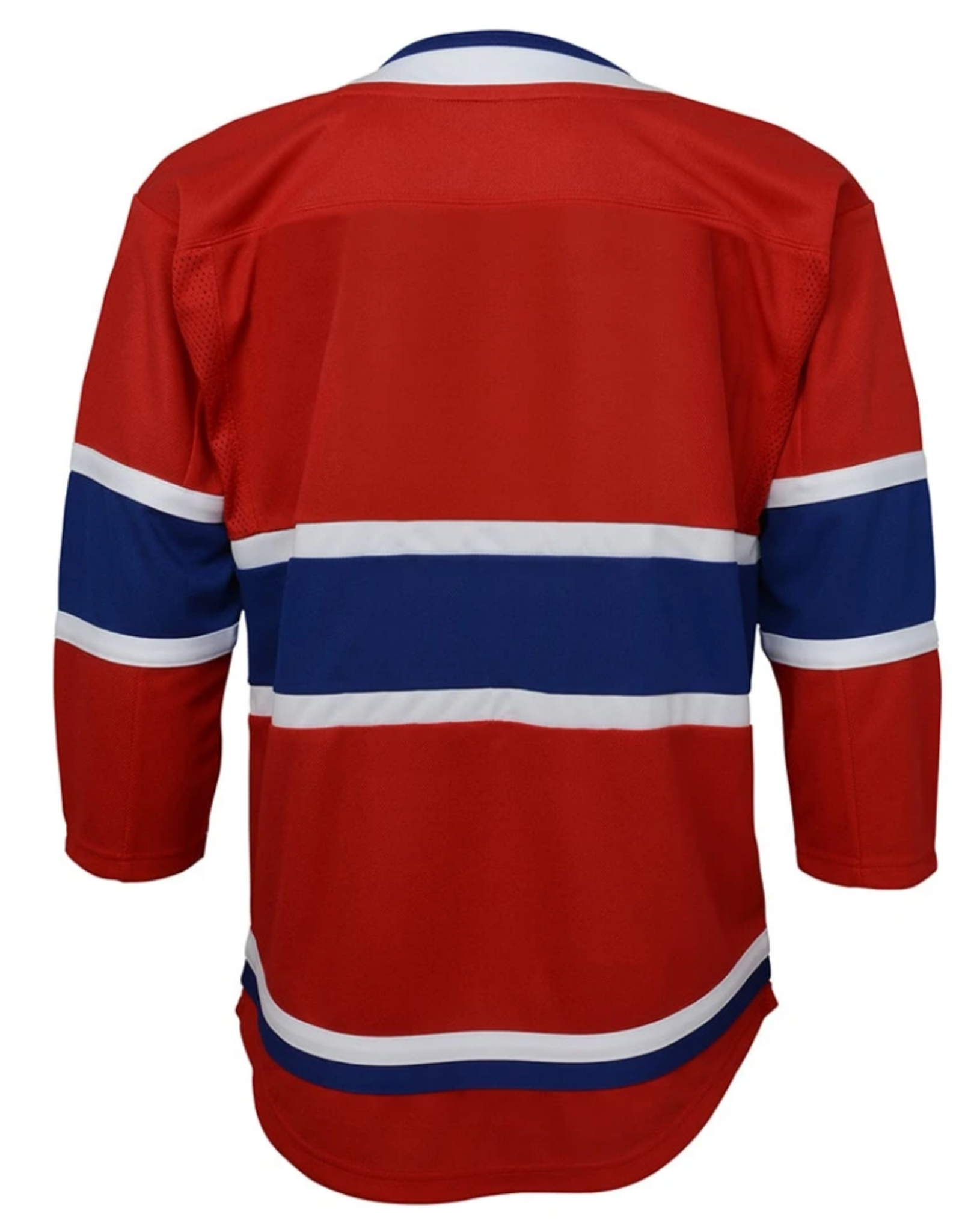 NHL Youth Premier Home Jersey Montreal Canadiens Red