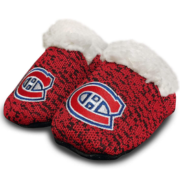FOCO FOCO Infant Slippers Montreal Canadiens