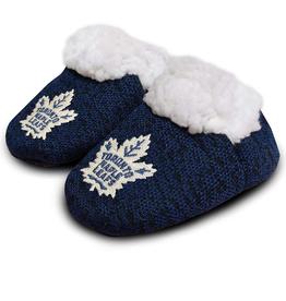FOCO FOCO Infant Slippers Toronto Maple Leafs