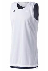 Adidas Adidas Men's Crazy Explosive  Reversible Basketball Jersey Navy