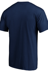 Fanatics Youth Authentic Pro T-Shirt Montreal Canadiens Navy