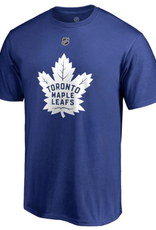 NHL Youth Primary Logo T-Shirt Toronto Maple Leafs Blue