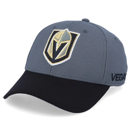 Adidas Adidas Men's Coach Flex Hat Vegas Golden Knights Grey