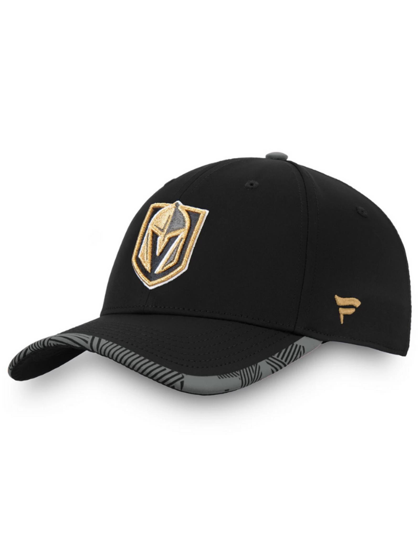 Fanatics Fanatics Men's Iconic Stretch Hat Vegas Golden Knights Black
