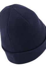 Nike Men's Beanie Cuffed Swoosh knit Navy