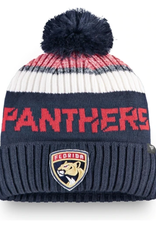 Fanatics Fanatics Men's Rinkside Beanie Cuff Florida Panthers Navy/White/Red