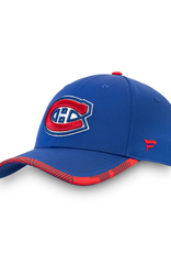 Fanatics Fanatics Men's Iconic Stretch Hat Montreal Canadiens Blue