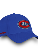 Fanatics Fanatics Women's Iconic Fundamental Adjustable Hat Montreal Canadiens Blue