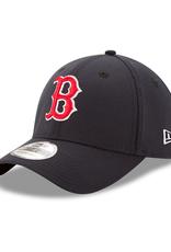 New Era Men's 39THIRTY Team Classic Stretch Hat Boston Red Sox Navy