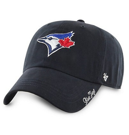 '47 Women's Miata Clean Up Adjustable Hat Toronto Blue Jays Navy