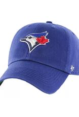'47 Men's Franchise Fitted Hat Toronto Blue Jays Blue