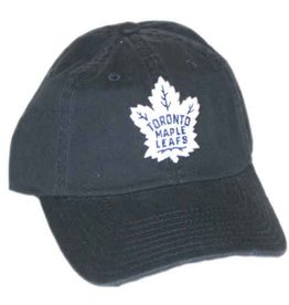 American Needle American Needle Men's Blue Line Adjustable Hat Toronto Maple Leafs Navy