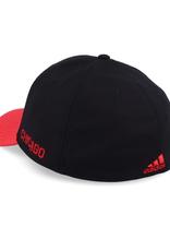 Adidas Adidas Men's Coach Left City Flex Hat Chicago Blackhawks