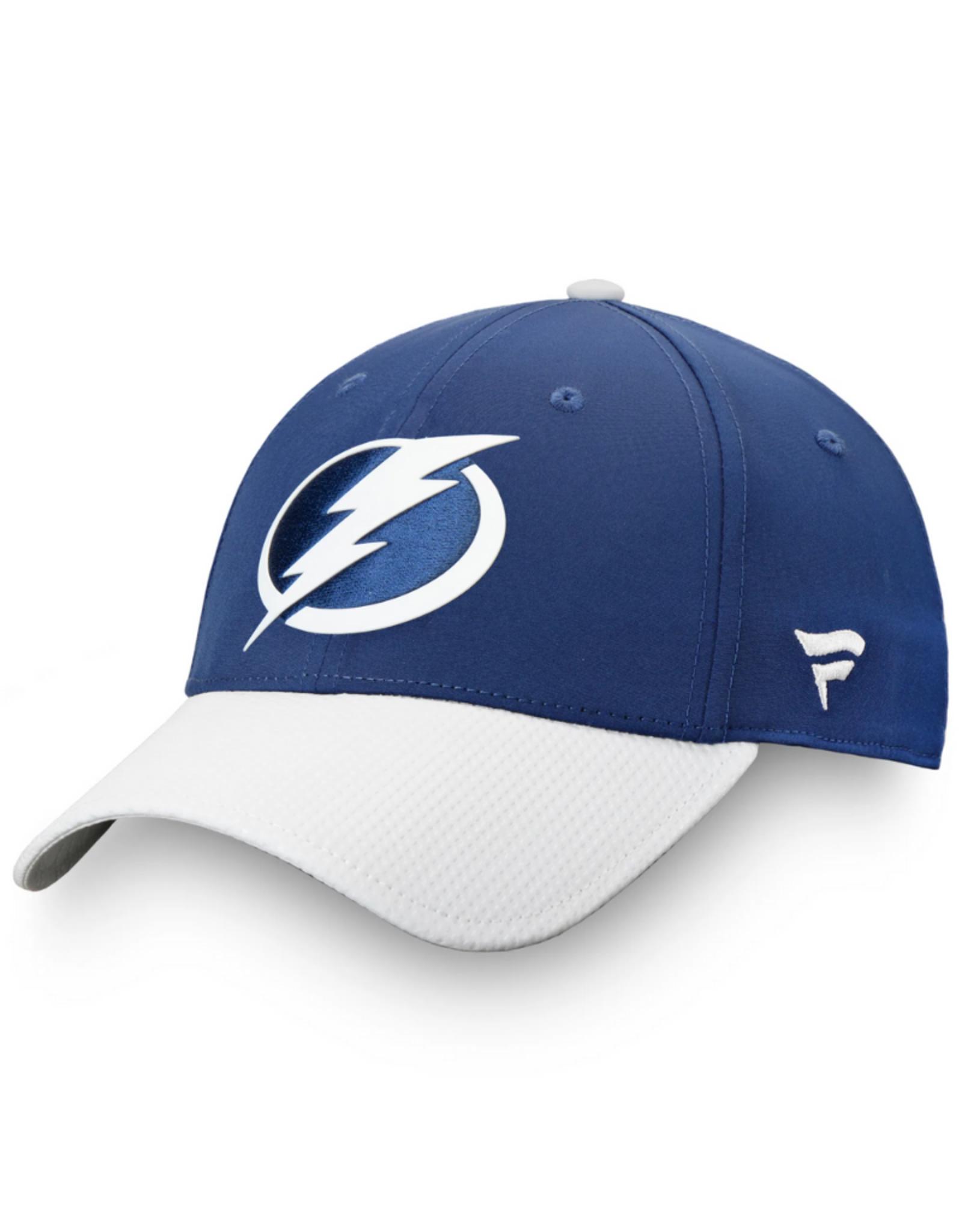 Fanatics Fanatics Men's '19 Draft Stretch Hat Tampa Bay Lightning Blue