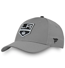 Fanatics Fanatics Men's Rinkside Stretch Hat Los Angeles Kings Grey