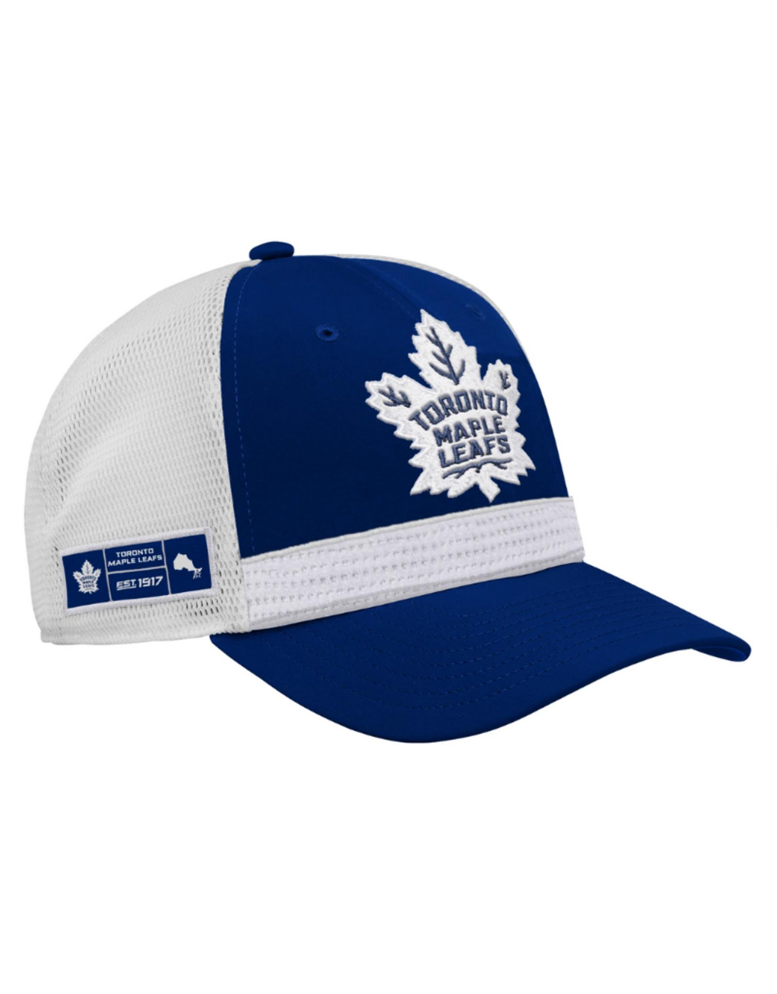 Fanatics Fanatics Youth '20 Adjustable Draft Hat Toronto Maple Leafs