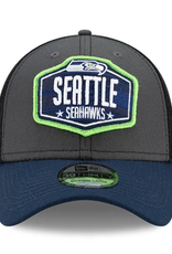 New Era Men's '21 39THIRTY NFL Draft Hat Seattle Seahawks