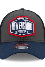 New Era Men's '21 39THIRTY NFL Draft Hat New England Patriots
