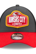 New Era Men's '21 39THIRTY NFL Draft Hat Kansas City Chiefs
