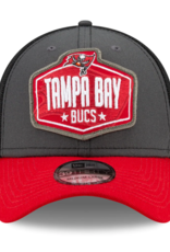 New Era Men's '21 39THIRTY NFL Draft Hat Tampa Bay Buccaneers