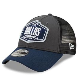 New Era Men's '21 9FORTY Adjustable NFL Draft Hat Dallas Cowboys